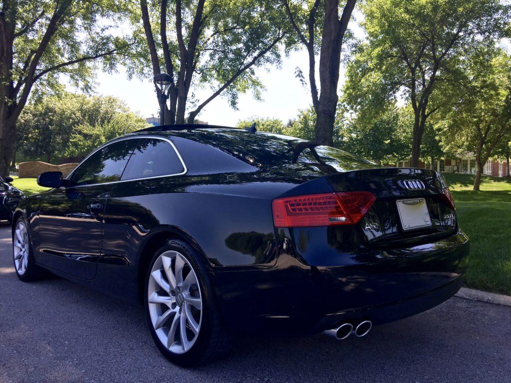 2013 Audi A5 2 0t Quattro Premium Plus Sold S Line