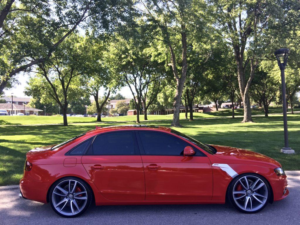 2009 Audi A4 2 0t Quattro Premium Sold S Line