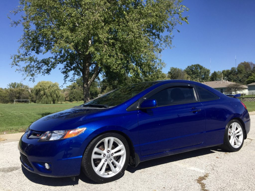 Honda Civic Manual Transmission >> 2006 Honda Civic Si Coupe (SOLD) - S Line Motorsports LLC