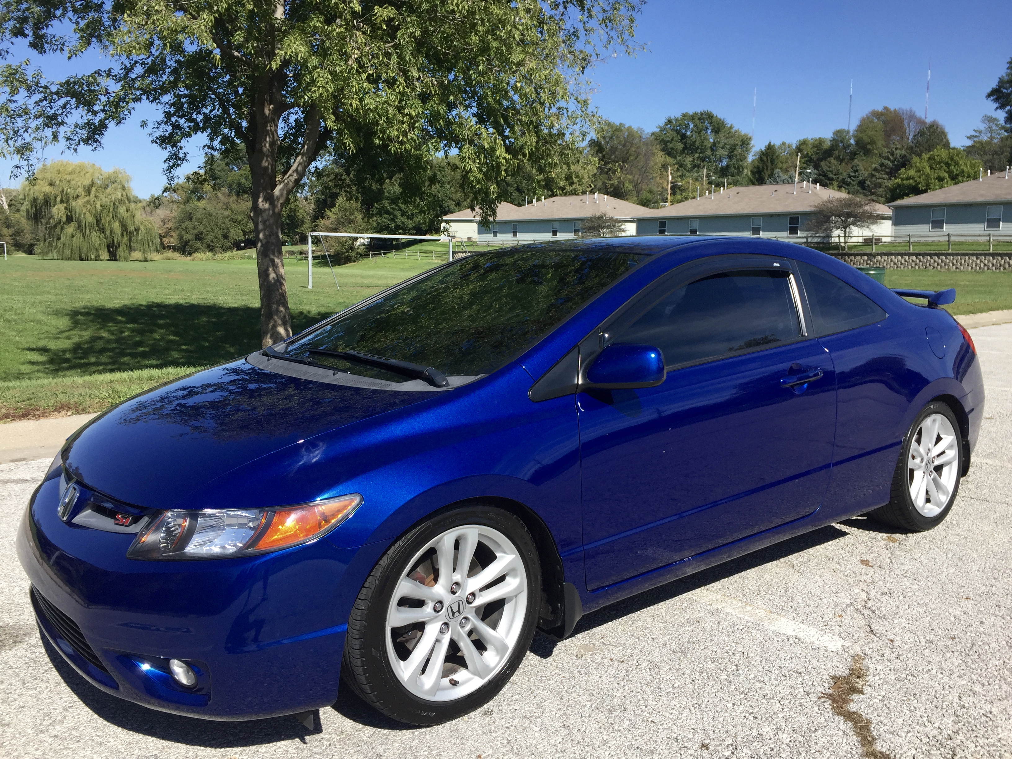 2006 Honda Civic Si Coupe (SOLD)