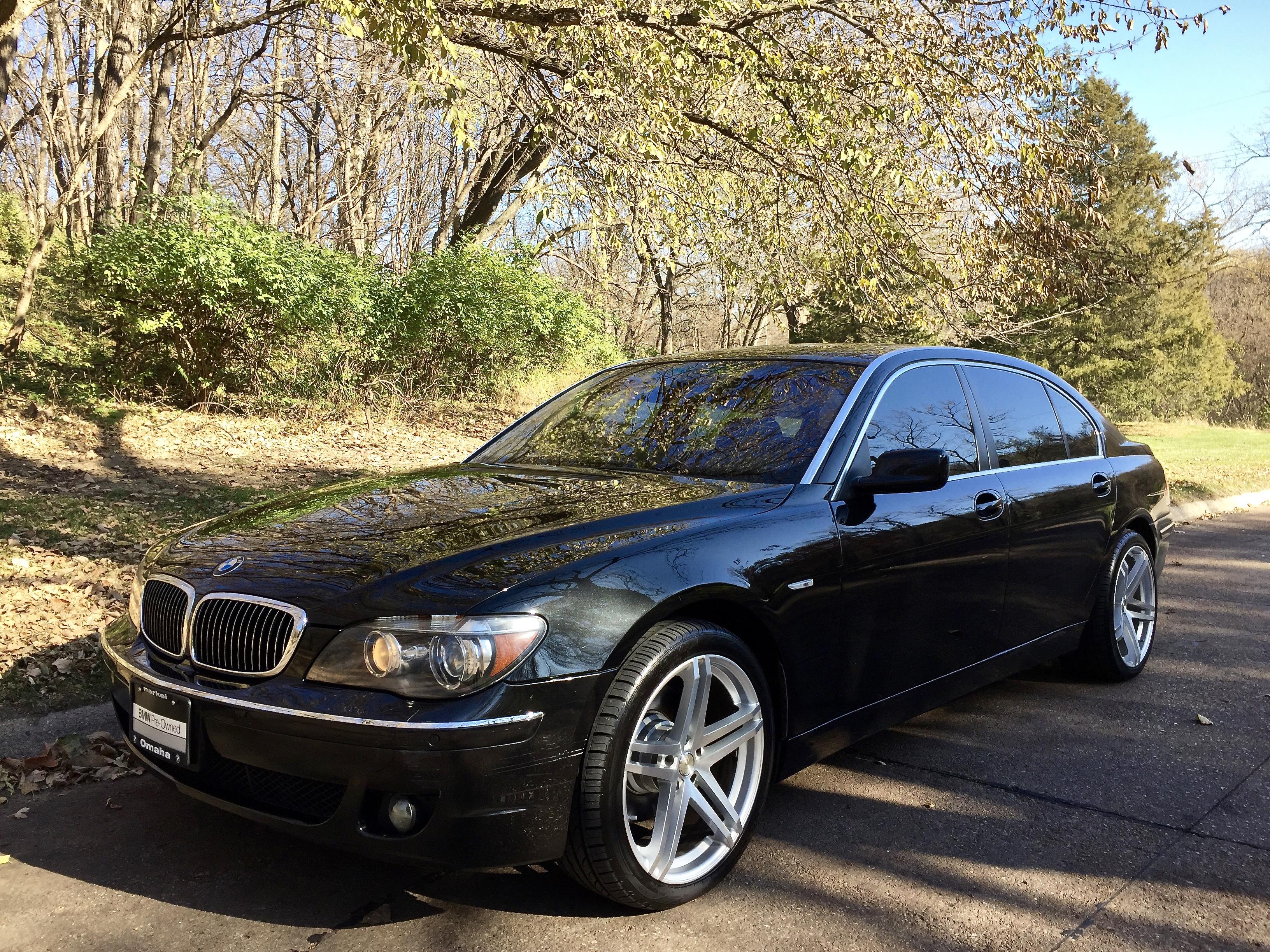 2006 BMW 750Li (SOLD) - S Line Motorsports LLC