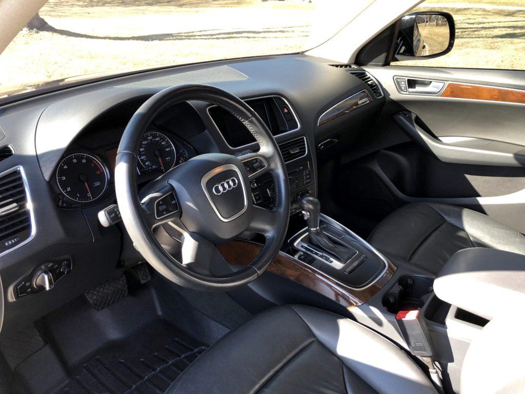 2011 Audi Q5 2 0t Quattro Premium Sold S Line
