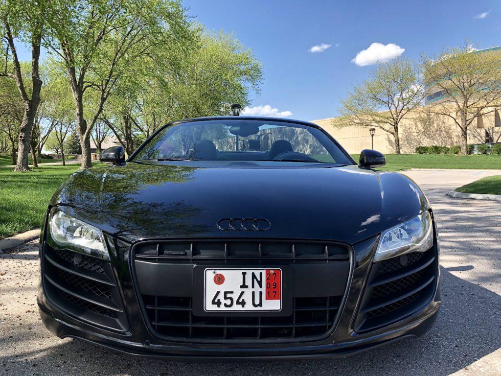 2012 Audi R8 V10 FSI Spyder - S Line Motorsports LLC