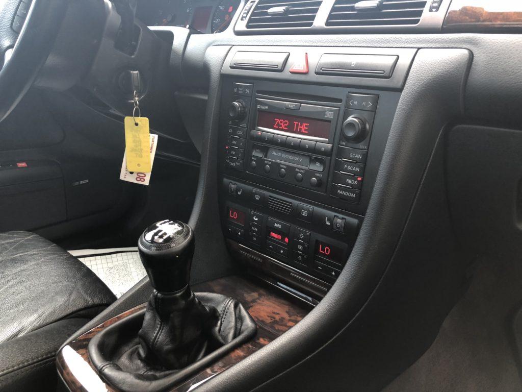 2000 Audi A6 2 7TT - 6 Speed Manual - Quattro - (SOLD) - S