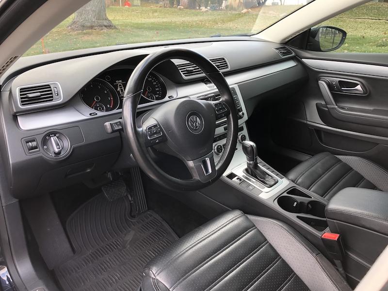 2013 Volkswagen CC 2.0T DSG - Unitronic Stage 2 - S Line ...